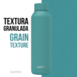 Solid Bold Turquoise Powder stainless steel 510ml - Quokka