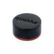 Ice Geo black BPA free bottle 840ml - Quokka