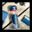 Splash Carbon BPA free bottle 730ml - Quokka