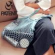 Zero Hero bevásárlótáska organikus pamutból - PatentDuo