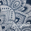 Utazó Jógaszőnyeg - Mandala Saphire / YogaDesignLab