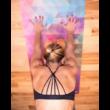 Utazó Jógaszőnyeg - Tribeca Sand / YogaDesignLab