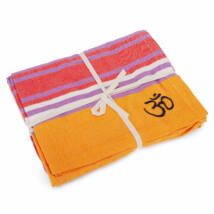 Bodhi Shavasana yoga blanket tricolor