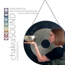 ChakraSound meditations - Csakra harmonizálás (CD)