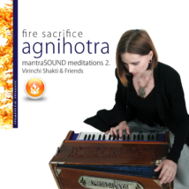 Virinchi Shakti: Agnihotra - Mantra Sound Meditation Vol. 2. (CD)