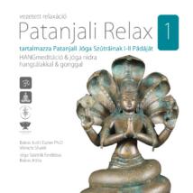 Patanjali Relax 1. -  hangtálakkal és gonggal