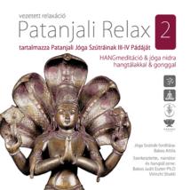 Patanjali Relax 2. -  hangtálakkal és gonggal