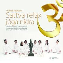 Virinchi Shakti: Sattva relax jóga nidra - Vezetett relaxáció Hangmeditációval és hangtálakkal (CD)
