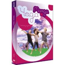 Manga Yoga - Cseresznyevirág DVD Gyerekeknek
