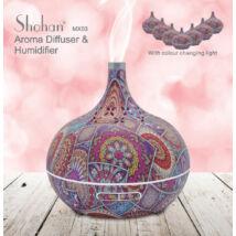 Shohan MX Mandala ultrahangos aroma párologtató, diffúzor