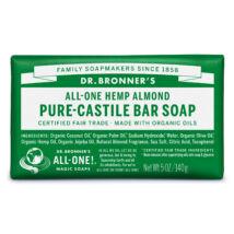 Dr. Bronner's Bio szilárd szappan - Mandula 140g
