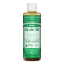 Dr. Bronner's Folyékony kasztíliai szappan koncentrátum - Mandula 240ml