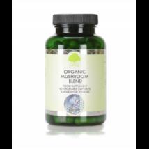 Organikus gyógygomba komplex 90 kapszula  - G&G