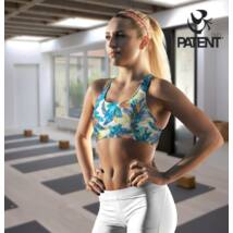 Wild spirit Women's sports bra - PatentDuo