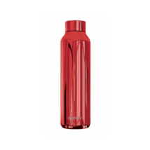 Solid Sleek Ruby fémkulacs 630ml - Quokka