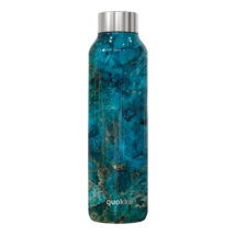 Solid Blue Rock stainless steel 630ml - Quokka