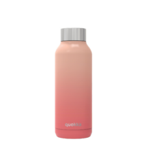 Solid Peach stainless steel 510ml - Quokka