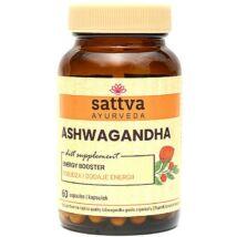 Ashwagandha 60 kapszula - Sattva Ayurveda