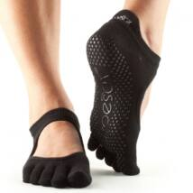 Yoga full toe socks - ToeSox Bellarina