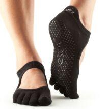 Yoga full toe socks - ToeSox Bellarina