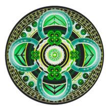 Mandala window sticker