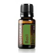 Basil essential oil 15 ml - doTERRA