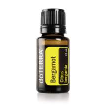 Bergamot essential oil 15 ml - doTERRA