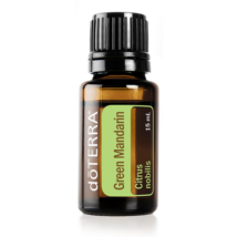 GreenMandarin essential oil 15 ml - doTERRA