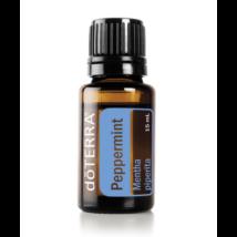 Peppermint essential oil - doTERRA