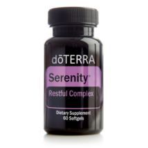 Serenity Restful Complex Softgels - doTERRA