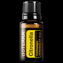 Citronella illóolaj 15 ml - doTERRA