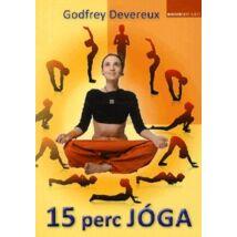 15 minute yoga: Godfrey Devereux