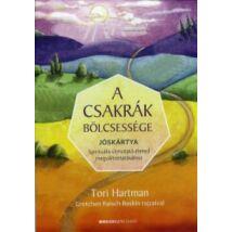 Chakra wisdom oracle cards: Tori Hartman