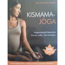 Kismama Jóga könyv DVD melléklettel Tara Lee és Mary Attwood