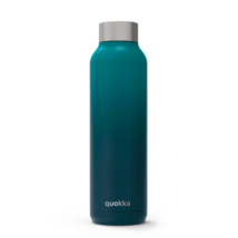 Solid Deep sea stainless steel 630ml - Quokka