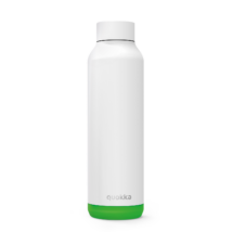 Solid Lime vibe stainless steel 630ml - Quokka