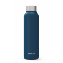 Solid Midnight blue stainless steel 630ml - Quokka