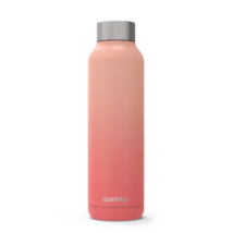 Solid Peach stainless steel 630ml - Quokka