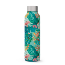 Solid Tropical stainless steel 630ml - Quokka