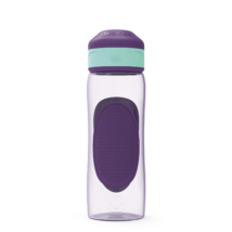 Splash Aqua violet BPA free bottle 730ml - Quokka