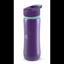 Spring Aqua violet stainless steel 600ml - Quokka