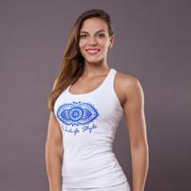 Chakra Yoga Tanktop - Third Eye – Indi-Go