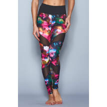 Flowers Butterly Yoga Pants