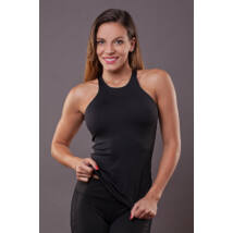 Black Sidonia Yoga Top