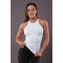 White Sidonia Yoga Top