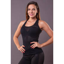 Black Vichy Yoga Tanktop – Indi-Go