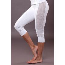 White Vichy Yoga Capry – Indi-Go