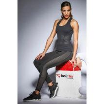 Black Vichy Yoga Pants – Indi-Go