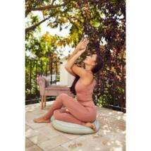 Yoga Secret crop top Old rose – Indi-Go