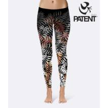 Tropic Yoga Leggings - PatentDuo